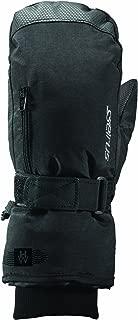 Seirus Heatwave Junior Stash Mitt Black 1542 - Great Kids Gloves with Heated Lining -