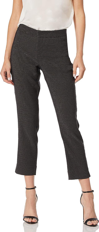 NYDJ Women's Betty Ankle Pants in Ponte Knit