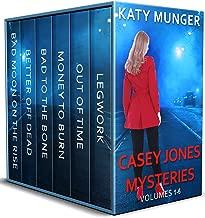 Casey Jones Mysteries Vol. 1-6 (Casey Jones Mystery Series)