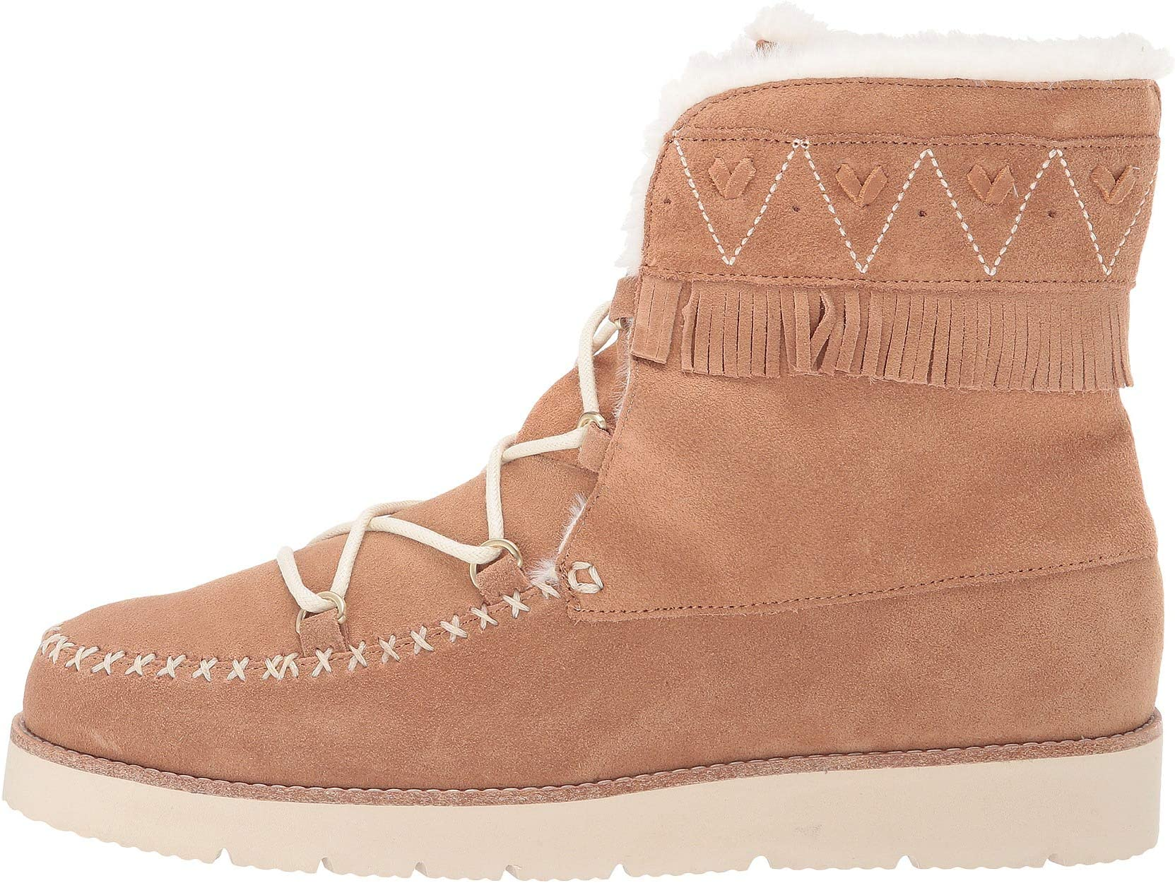 Jack Rogers Vera Suede Lace-Up Boot | Women's shoes | 2020 Newest