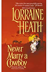 Never Marry a Cowboy (Rogues in Texas Book 3) Kindle Edition