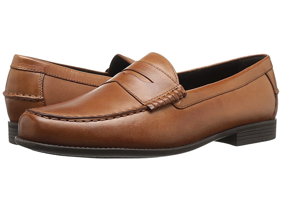 Cole Haan Dustin Penny II (British Tan) Men