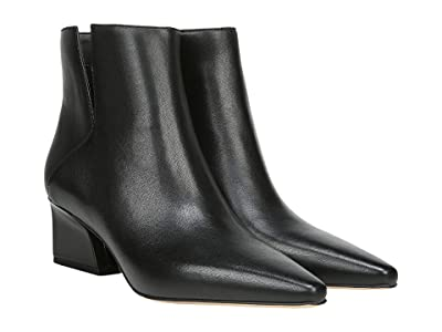 Franco Sarto Sandria (Black Leather) Women