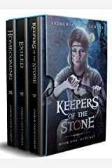 Keepers of the Stone: The Complete Historical Fantasy Trilogy Kindle Edition