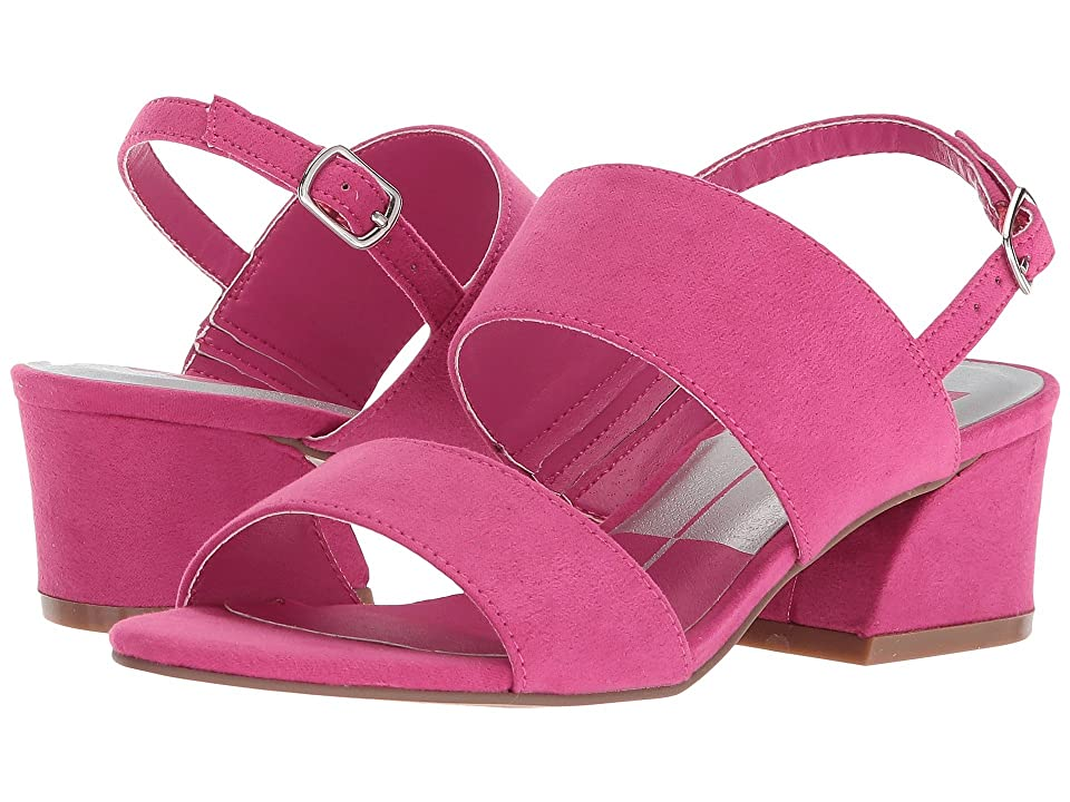 Dolce Vita Kids Lorne (Little Kid/Big Kid) (Fuchsia Microsuede) Girl