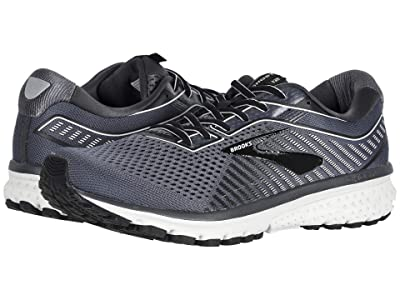 Brooks Ghost 12 (Black/Pearl/Oyster) Men