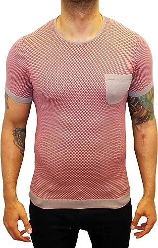 Remus hombres Jeans - Camiseta - para Hombre