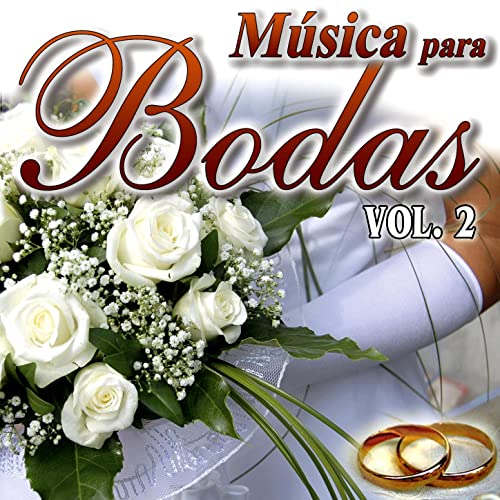 Musica para Bodas Vol.2 by The Wedding Band on Amazon Music ...