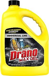 Drano Max Gel Clog Remover 128 Ounces