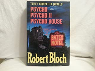 Wings Bestsellers Horror: Robert Bloch: Three Complete Novels