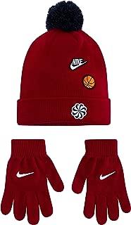 Nike Beanie and Glove Set