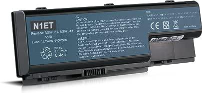 Laptop Battery for Acer Aspire 4400mAh 10 8V AS07B71 AS07B31 AS07B32 AS07B51 AS07B61 7738G 7740 7720 7720G 7730 7730G 7735 7735Z 7735ZG 7736G 7520 7736Z 7736ZG 7530 7530G 7535 7535G 7540 7540G