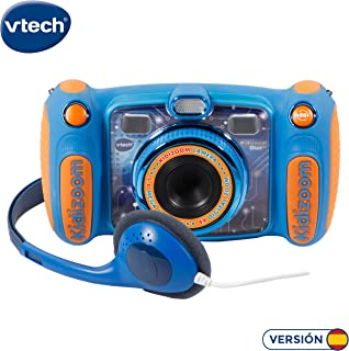 VTech Kidizoom Duo 5.0 - Cámara de fotos digital, infantil
