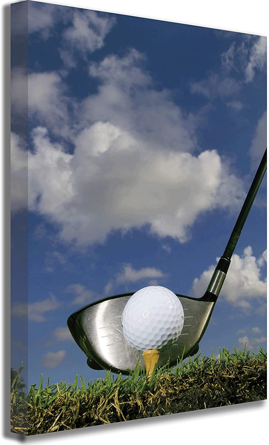 Spring new work Sale special price Addressing The Ball Canvas Print