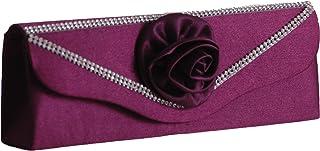 EyeCatchBags - Distinct Damen Clutch Handtäschchen Partytäschchen Handtasche