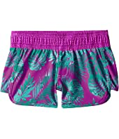 Roxy Kids - Primal Palms Boardshorts (Big Kids)
