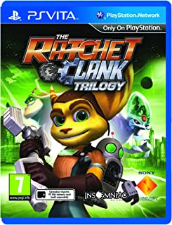 The Ratchet & Clank Trilogy (UK)