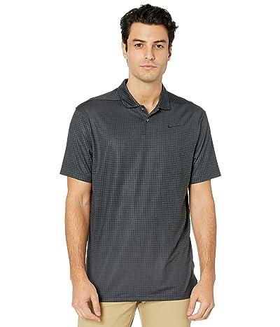 Nike Golf Dry Vapor Graphic Polo (Dark Smoke Grey/Dark Smoke Grey) Men