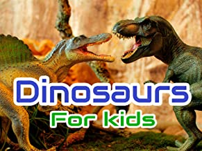 dinosaur shows for toddlers