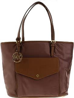 Michael Kors Large Pocket Multifunction Tote Handbag in Dusty Rose