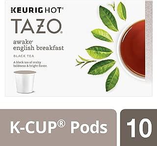 Best tazo awake english breakfast black tea k-cup Reviews