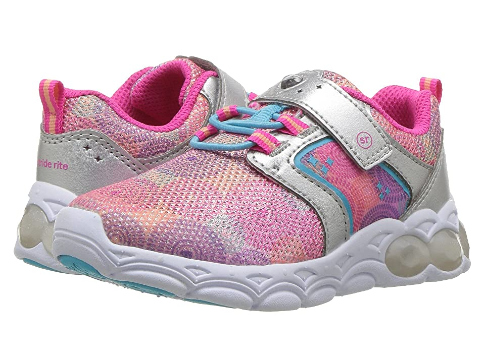 Stride Rite Lights Lively (Toddler/Little Kid) (Rainbow) Girl