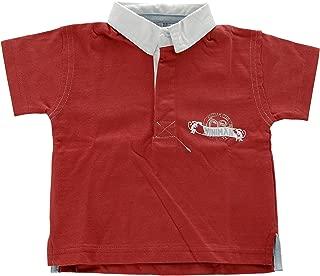 Miniman Baby Poloshirt Pirat weiß in Gr 68 74 80 oder 86  neu