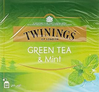 Twinings Green Mint 50 Teabags