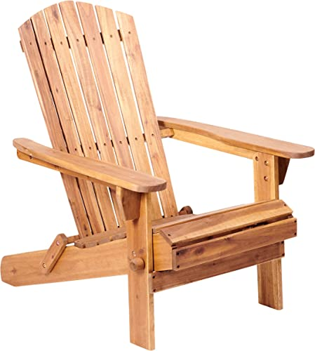 wholesale Plant Theatre Adirondack popular Chair - Acacia Hardwood Patio, Garden & Fire new arrival Pit Chairs for Outdoor Seating online