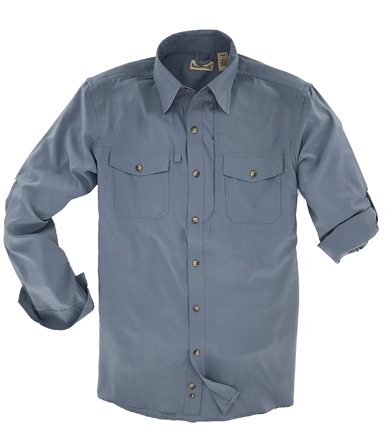 Backpacker Expedition Travel Shirt
