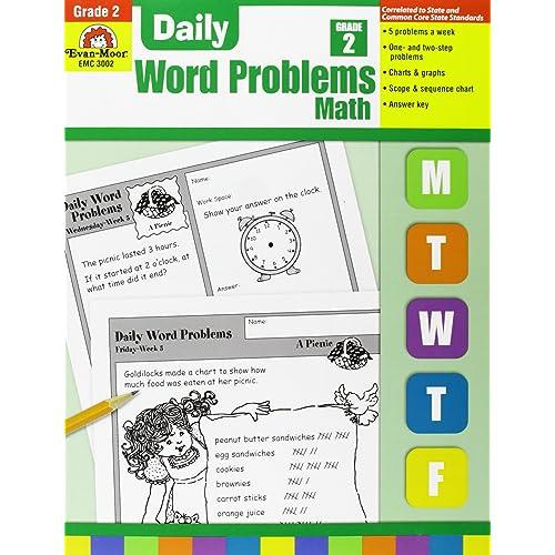 Math Word Problems: Amazon com