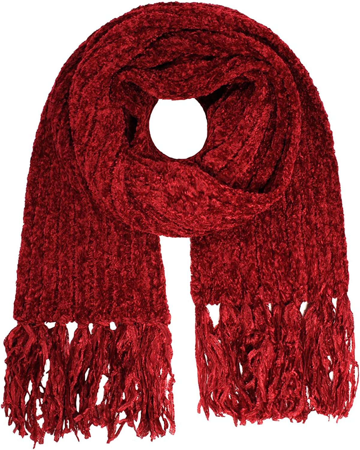 Charter Club Women's Chenille Shaker Scarf,One Size