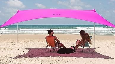 Artik Family Beach Tent Canopy Sunshade with Sandbag...