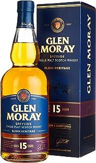 Glen Moray single malt 15yrs 1 x 0.7 l