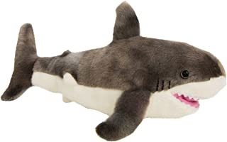 Wild Republic 20 cm Cuddlekins Mini Great White Shark Plush Toy