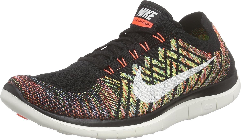 Nike Herren Free 4.0 Flyknit Laufschuhe B006YIAOAI Moderate Kosten