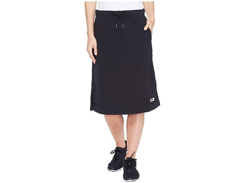 Nike Sportswear Modern Skirt (Black/Black) Women