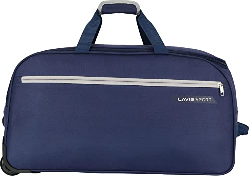 Polyester 63 cms Navy Travel Duffle DGGE451040M3