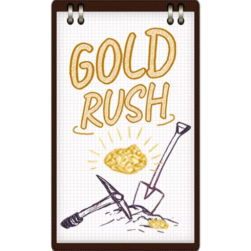 Gold Rush: gold miner's notes. Season 1 (Clicker)