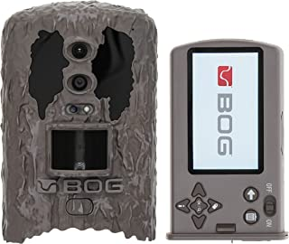 BOG Invisible Flash and Infrared Game Cameras with...