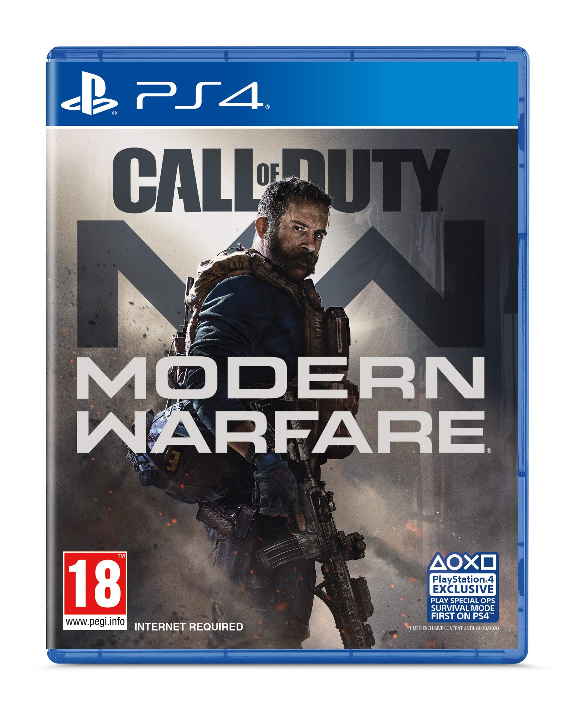 Call of Duty: Modern Warfare (PS4) (Exclusive to Amazon.co.uk ...