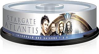 Stargate Atlantis - Intégrale des saisons 1 à 5 [Coffret Spindle]