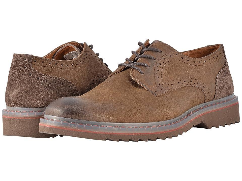 Rockport Jaxson Plain Toe (Brown) Men