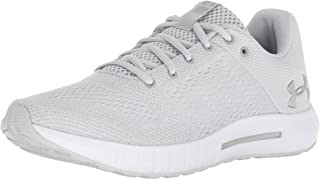 Under Armour Women's Micro G Pursuit Running Shoe, Elemental (111)/White, 9