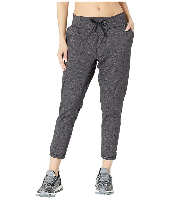 adidas Believe This 7/8 Pants (Dark Grey Heather) Women