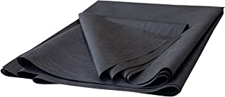 House2Home 60 Inch x 3 Yard Upholstery Black Cambric Dust Cover Fabric Replacement for Sofas, Chairs, Full and Queen Box S...
