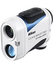 Nikon 高尔夫激光测距仪 COOLSHOT PRO STABILIZED, 单品, 白色