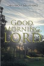 Good Morning, Lord