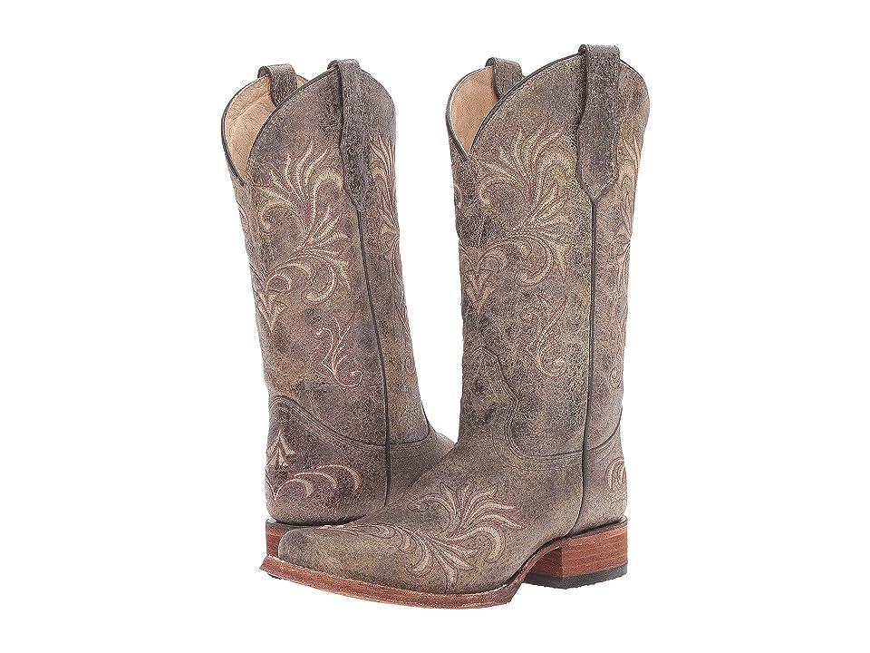Corral Boots L5194 (Green/Beige) Women