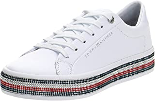 Tommy Hilfiger TOMMY JEWELED SNEAKER Women's Shoes